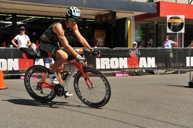 Chad's Melbourne Ironman Tips