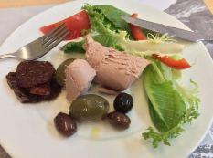 Santi's lunch2