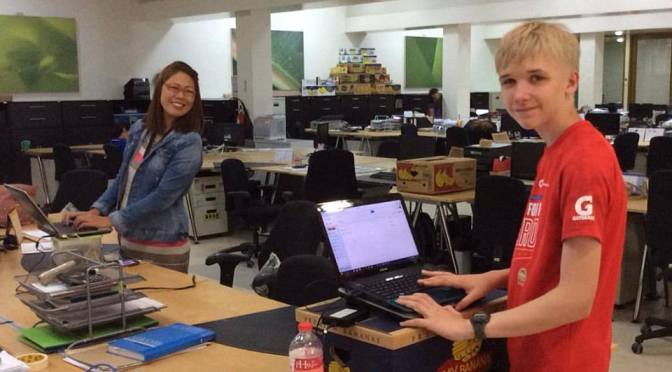 7 GREAT REASONS TO START USING A STANDING DESK. WHAT I USED TO WRITE THIS POST