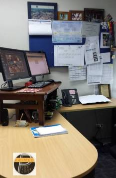 Vic's Stand up desk