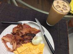 Iced Coffee Breakfast