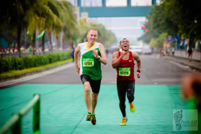 Ten Easy Ways to Improve Your Running Performance by Elite Primed Runner Andy Pope