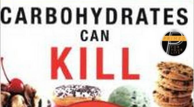 """Carbohydrates Can Kill"" Book Review by Jimmy Moore"