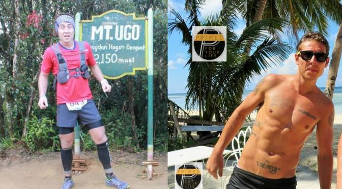 Primed Ultra Marathoner Kristian Joergensen