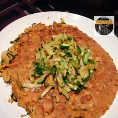 Kimchi Omelette a la Sheila W