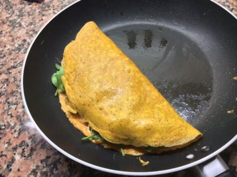 Primed for your Life Refried Omelette13
