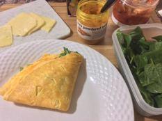 Primed for your Life Refried Omelette8