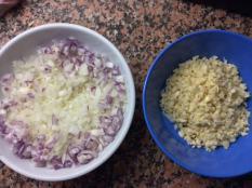 Onion and Garlicpic