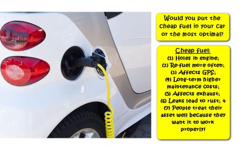Cheap fuel