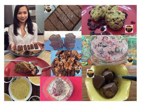 Dessert Collage fi