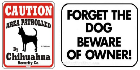 Beware of the dog1