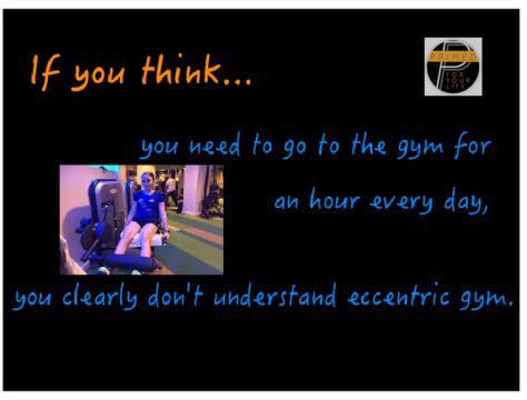 Eccentric Gym Lauren