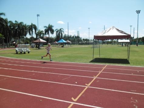 Run training