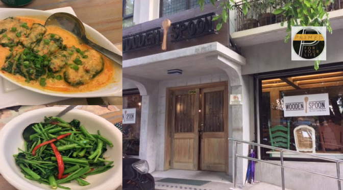Wooden Spoon is a Must Visit at Kapitolyo & Rockwell