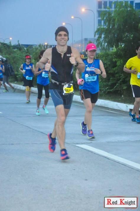 RUPM running