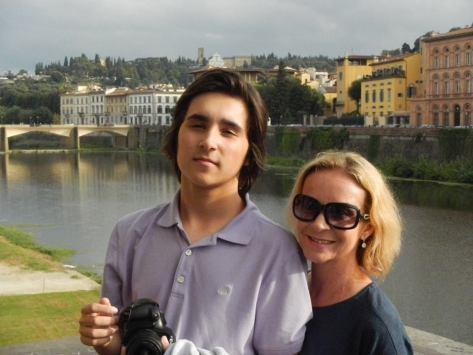 Sarah and Liam