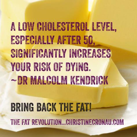 Cholesterol Dr. Kendrick
