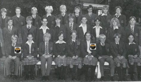 Cecily Dunn class pic