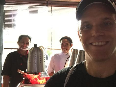 Howzat! cool chefs