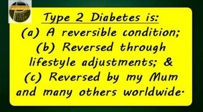 5 Easy Steps to Start Reversing Type 2 Diabetes