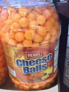 Toxic oils hiding in cheese balls