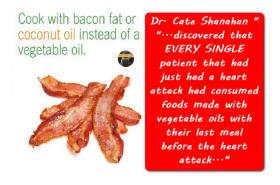 Toxic veg oil