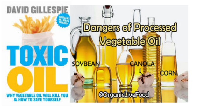6 Reasons to Avoid Toxic Vegetable Oils – Part 2