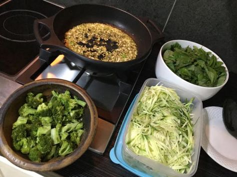 Zudles ingredients