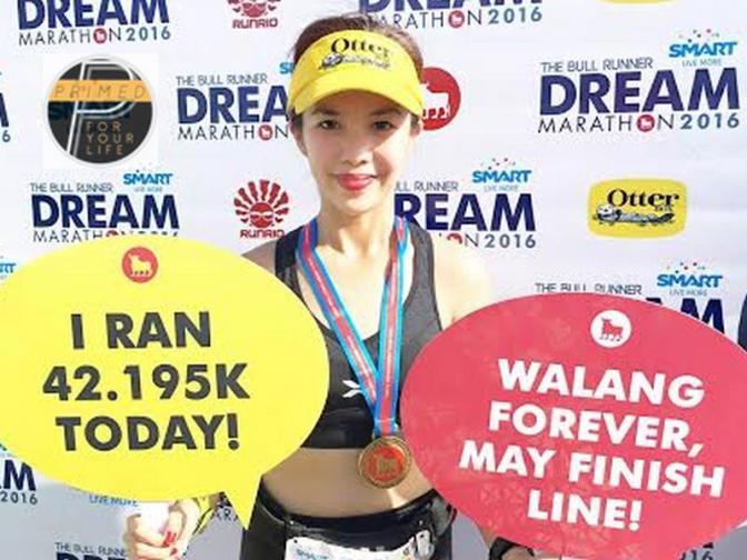 Primed Clof Rocked Her Bull Runner Marathon