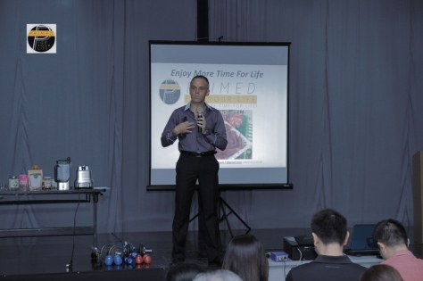 Lucerne Primed Wellness Seminar Chad5