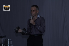 Lucerne Primed Wellness Seminar Eccentric gym