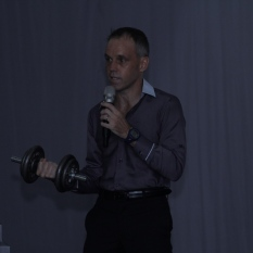 Lucerne Primed Wellness Seminar Eccentric gym