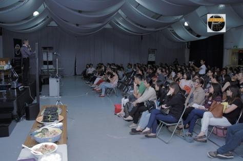 Lucerne Primed Wellness Seminar food6