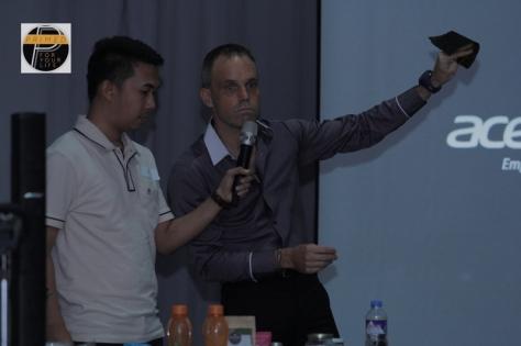 Lucerne Primed Wellness Seminar Kimbap Wrap
