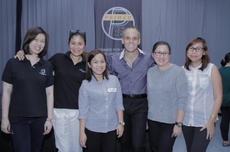 Lucerne Primed Wellness Seminar pics4