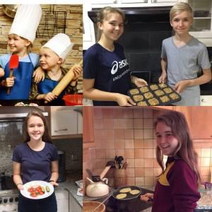 Lauren Davis Cooking