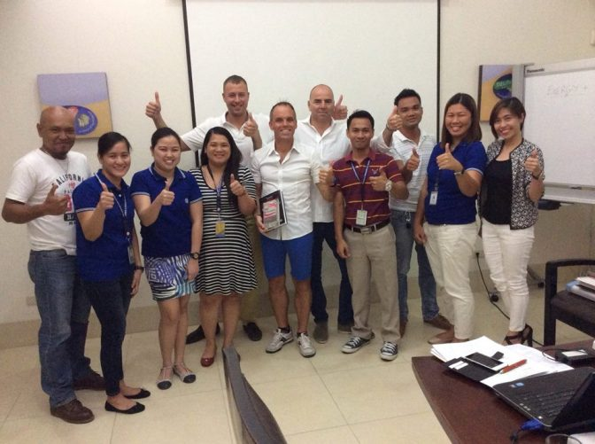 Primed NEH Philippines Rock – Healthier and happier staff AND families too. That's HUGE.