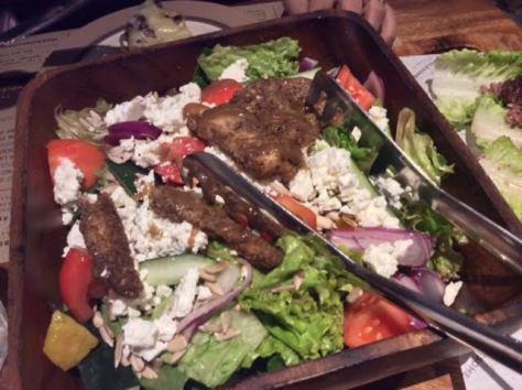 TWT Estancia salad