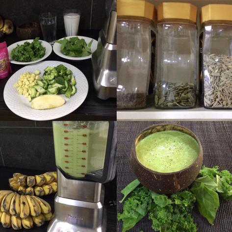 Optimal Primed Protocols green smoothie