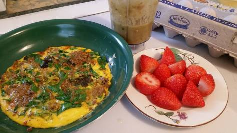 Sonia's Omelette