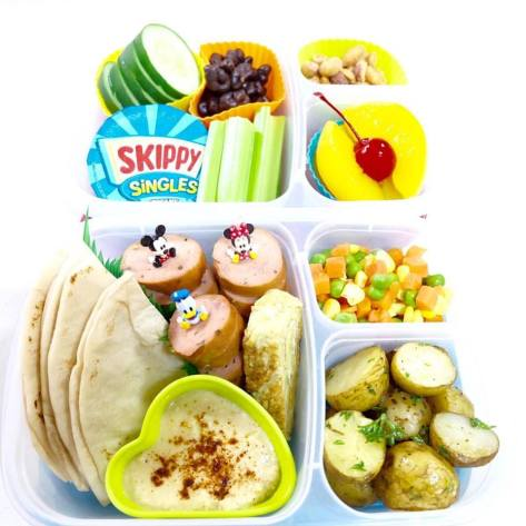 Dane lunch boxes