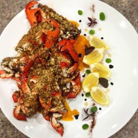 Marianos crab