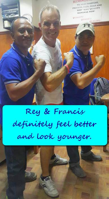 NEH Sto. Tomas Rey and Francis