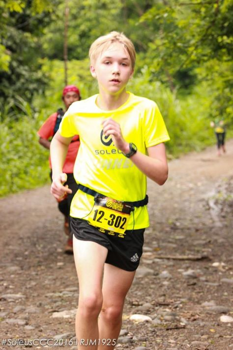 Soleus Cross Country Run Fun3