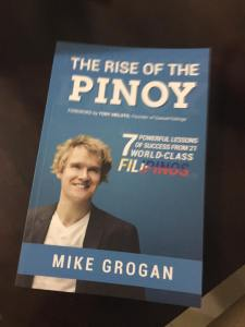 Mike Grogan The Rise of the Pinoy