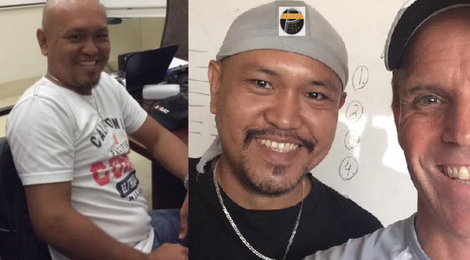 Primed Arnold from NEH Philippines Lost 5 Kilos and His Hypertensive Meds