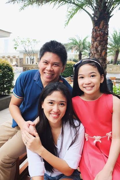 Marie Ong family1