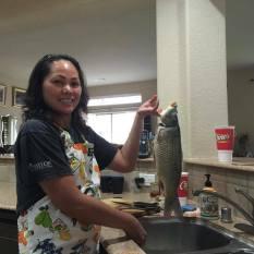 Gigi fish run