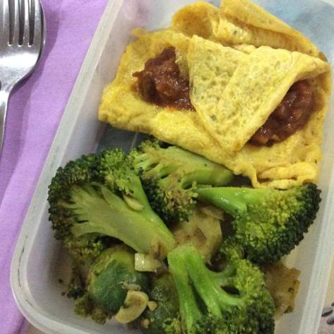 Halee lunch box