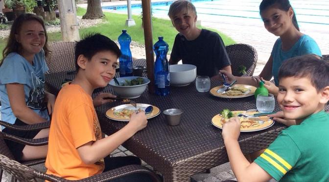 Janella, Zachary and Jezreel are Thriving Primed and Enjoying It.